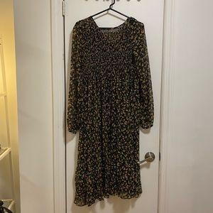 Zara breezy dress